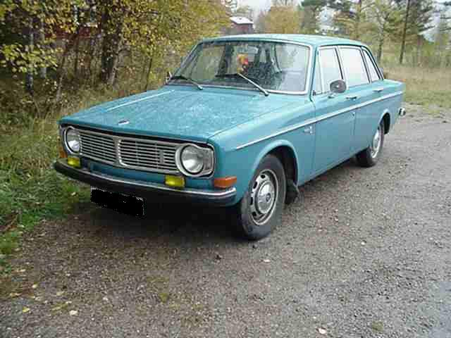 1970 Volvo 144 Information And Photos Momentcar
