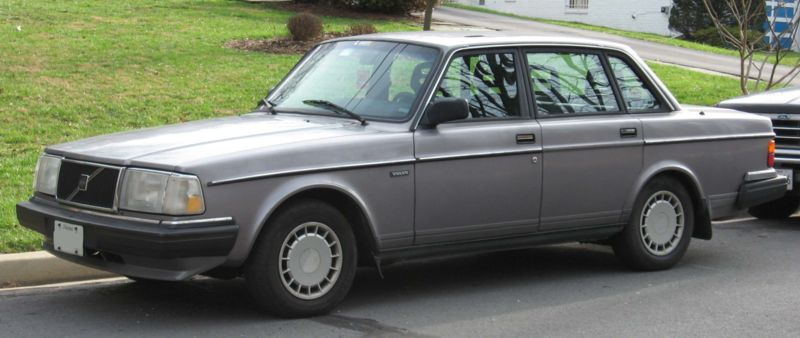 1987 Volvo 240 - Information and photos - MOTcar