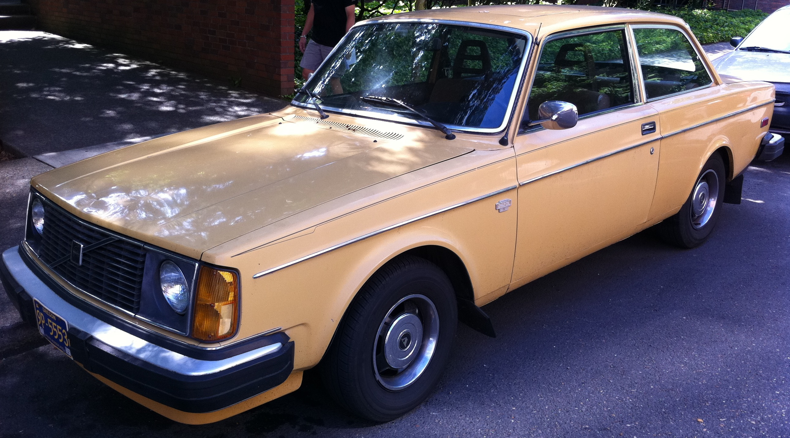 1979 Volvo 242DL - Information and photos - MOMENTcar