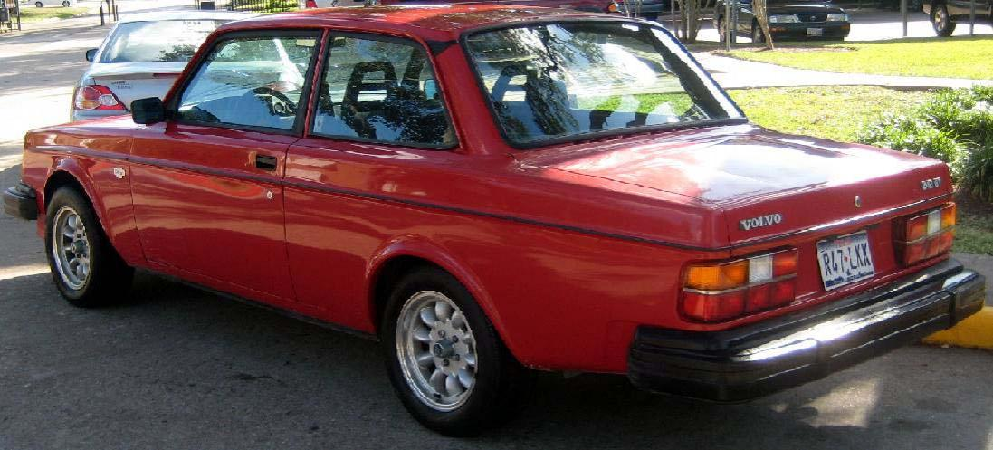 1979 Volvo 242GT - Information and photos - MOMENTcar