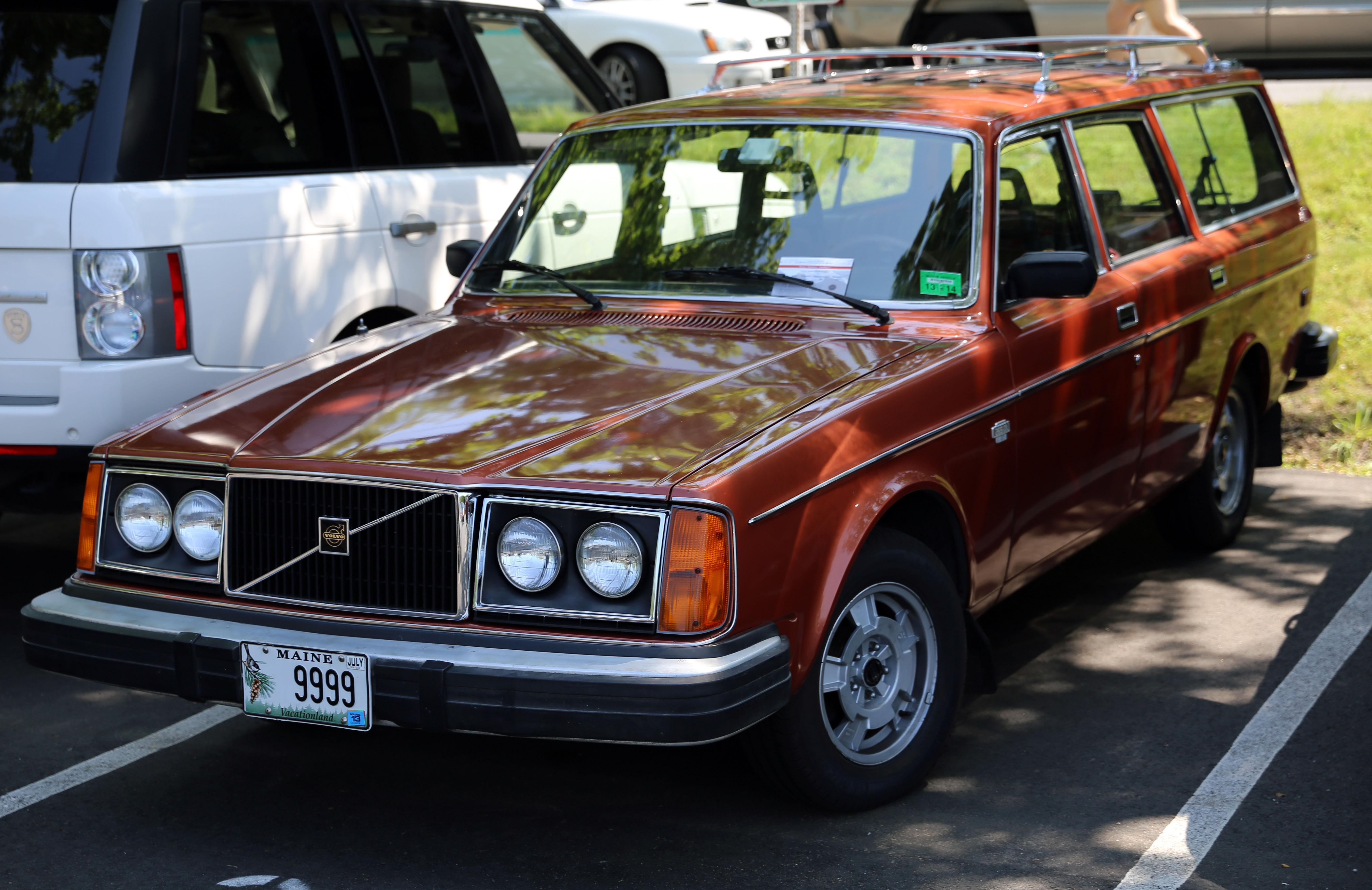 1980 Volvo 245dl Information And Photos Momentcar