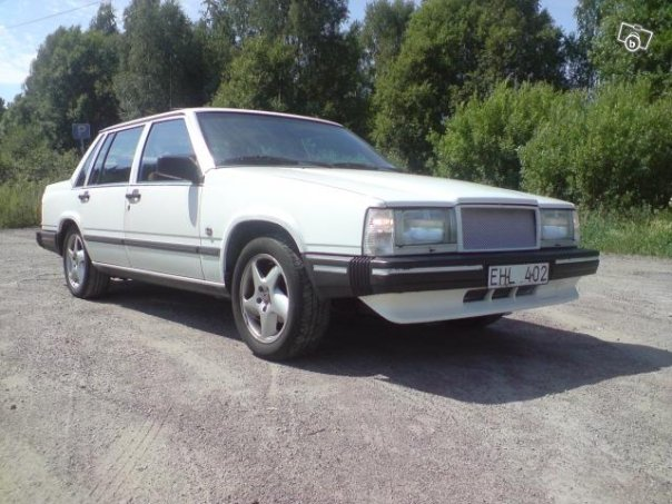 1988 Volvo 740 - Information and photos - MOTcar