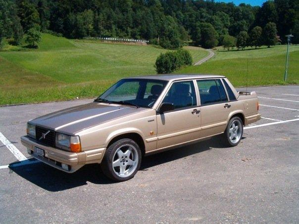 1989 Volvo 740 - Information and photos - MOTcar