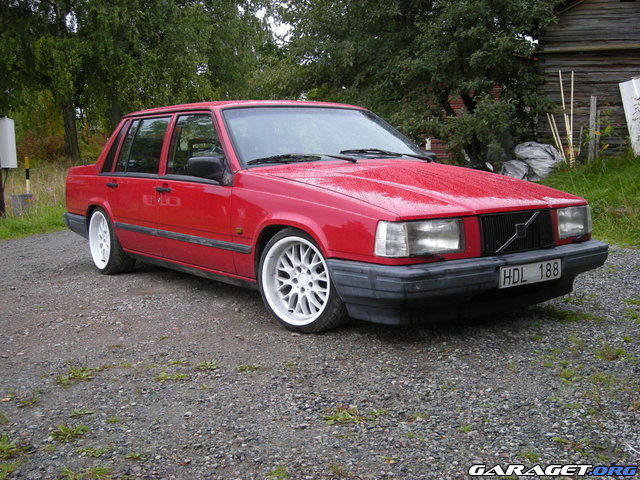 1991 Volvo 740 - Information and photos - MOTcar