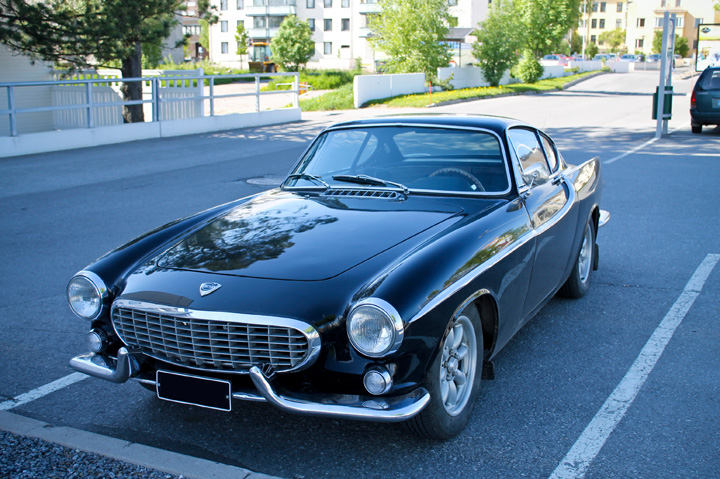 1962 Volvo P1800 - Information and photos - MOTcar