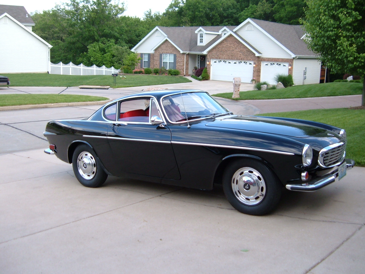 Volvo P1800 Information And Photos Momentcar
