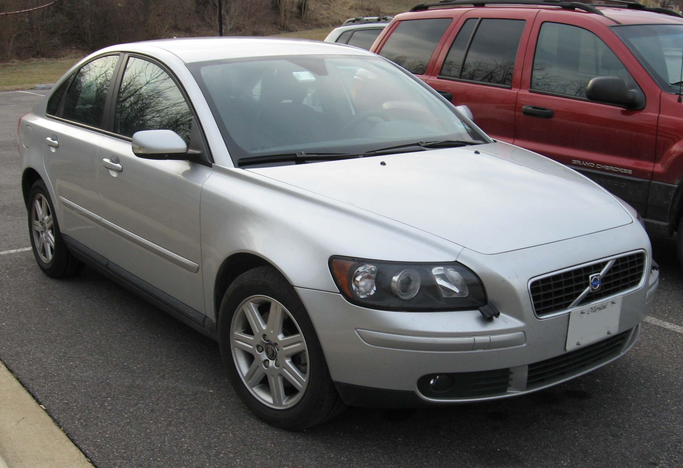 2007 volvo s40 information and photos momentcar. Black Bedroom Furniture Sets. Home Design Ideas