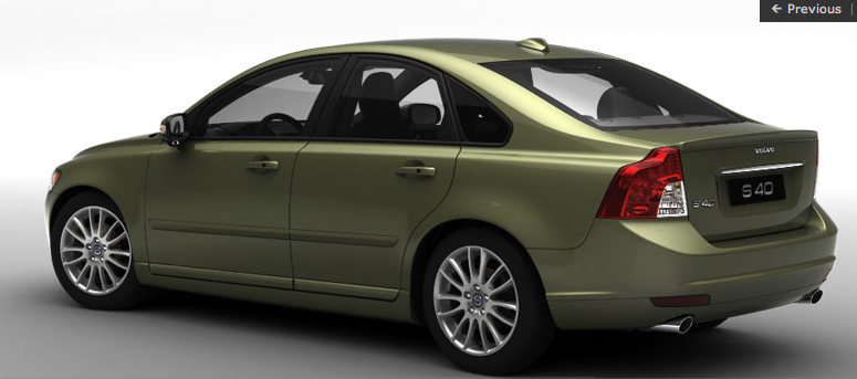 2008 volvo s40 information and photos momentcar. Black Bedroom Furniture Sets. Home Design Ideas