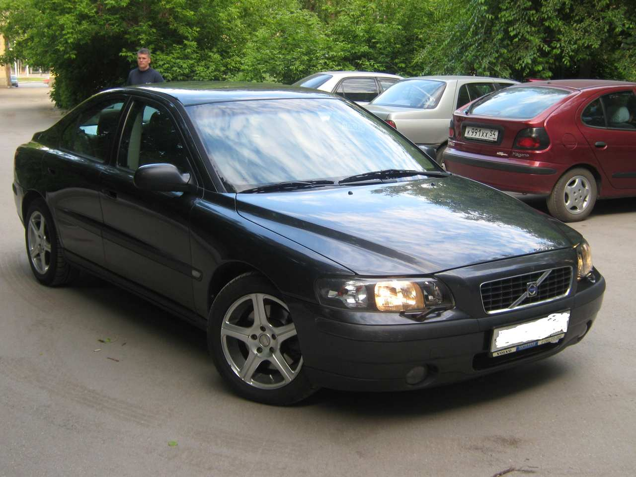 2001 Volvo S60 - Information and photos - MOMENTcar