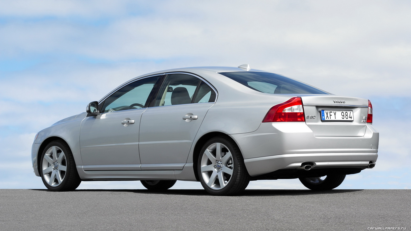 2007 volvo s80 information and photos momentcar. Black Bedroom Furniture Sets. Home Design Ideas