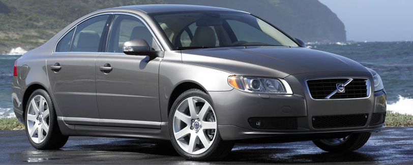 2008 Volvo S80 T6 AWD review - Roadshow