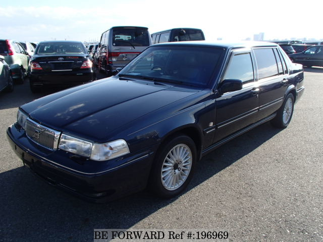 1998 Volvo S90 - Information and photos - MOTcar