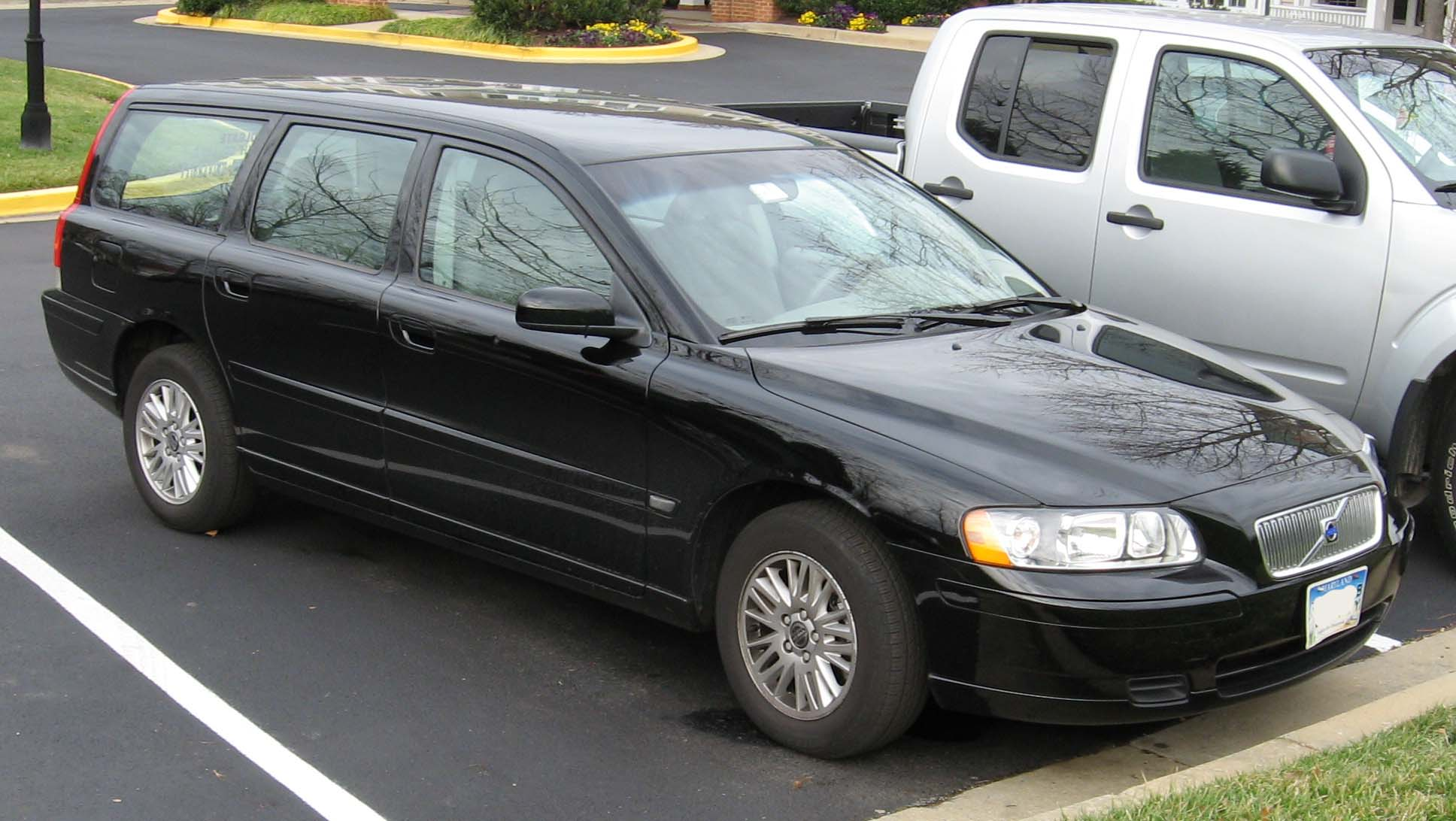 2005 Volvo V70 Information And Photos Momentcar