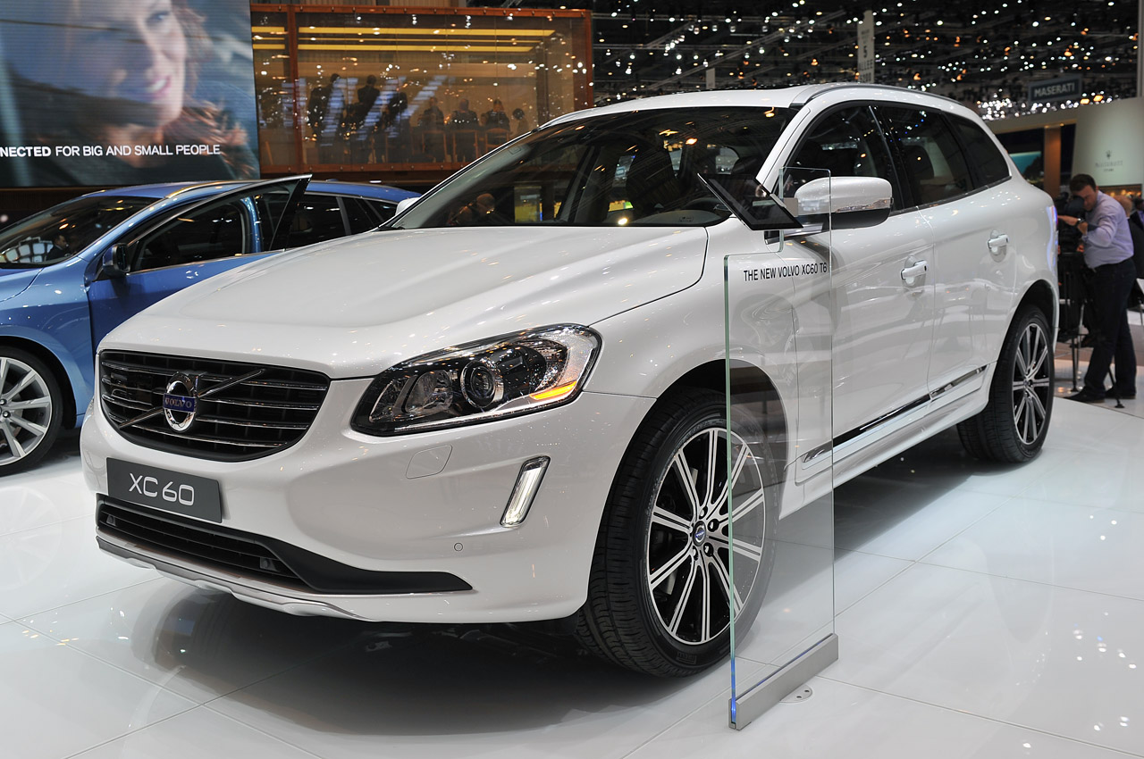2013 volvo xc60 information and photos momentcar. Black Bedroom Furniture Sets. Home Design Ideas