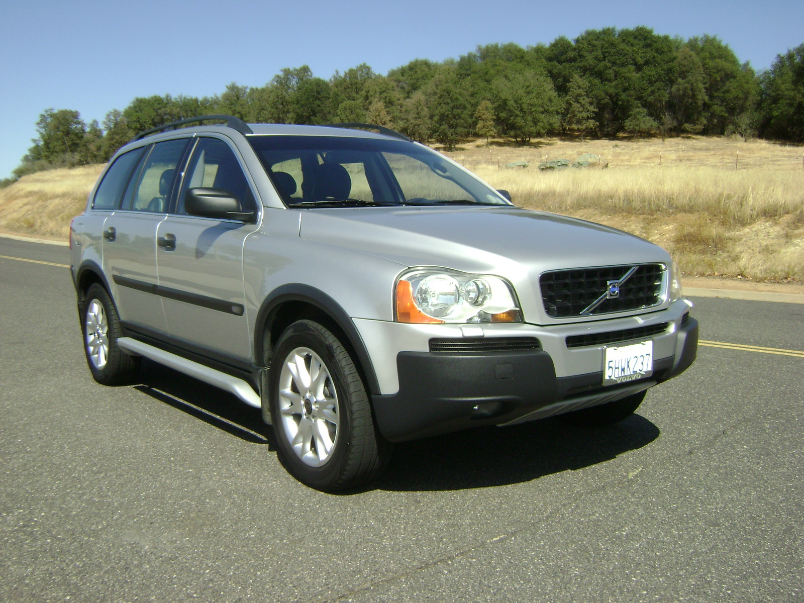 2004 volvo xc90 information and photos momentcar. Black Bedroom Furniture Sets. Home Design Ideas
