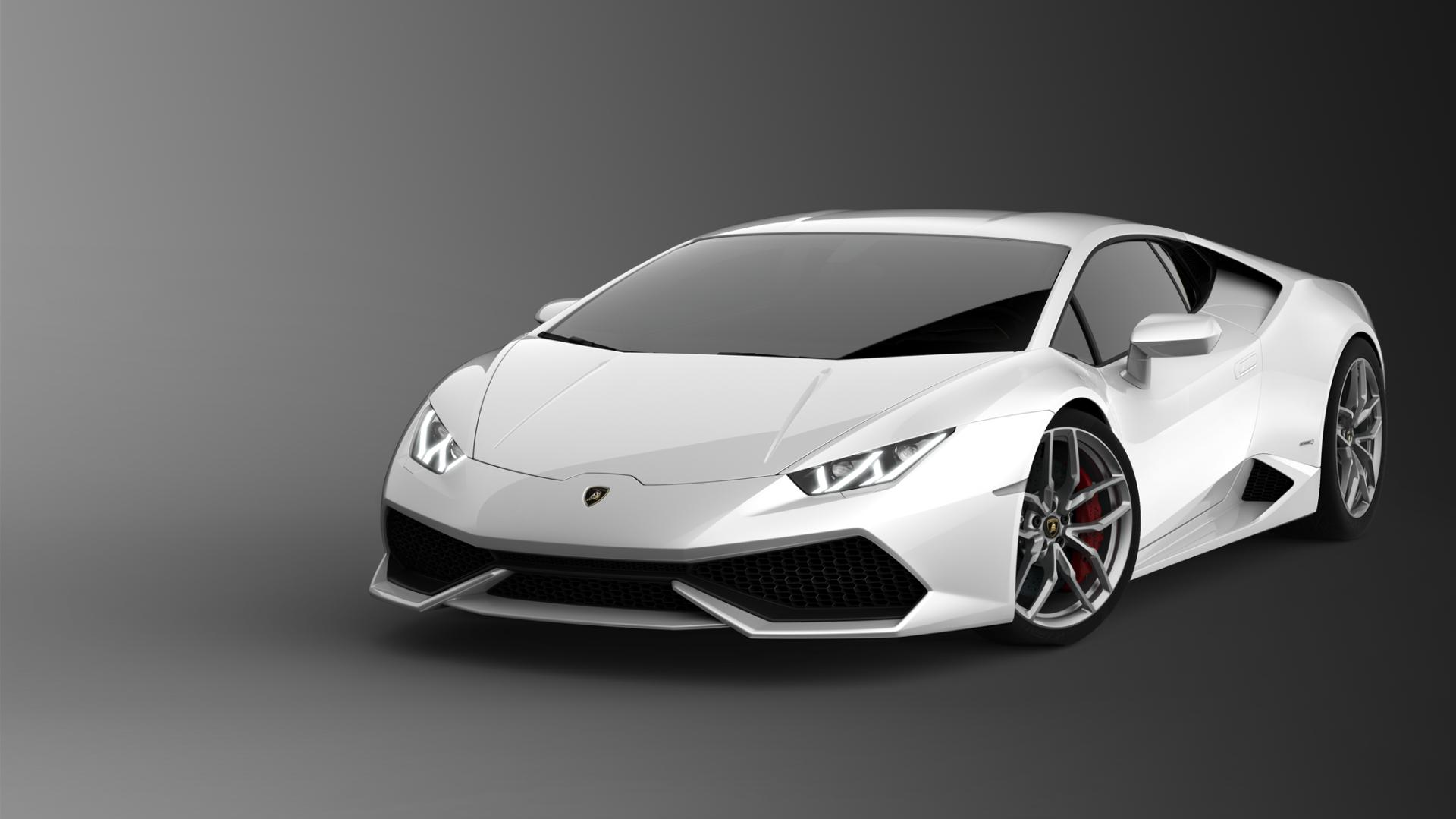 Welcome to the show of insane speed with Lamborghini 2014 model, Huracán LP610-4 #9