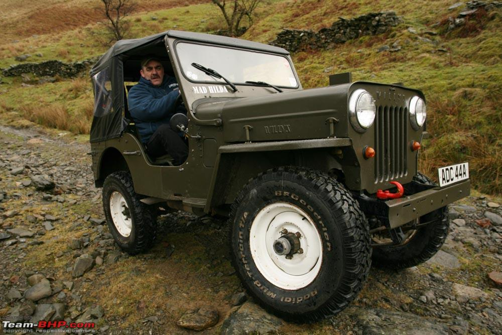 Willys CJ-3B #11