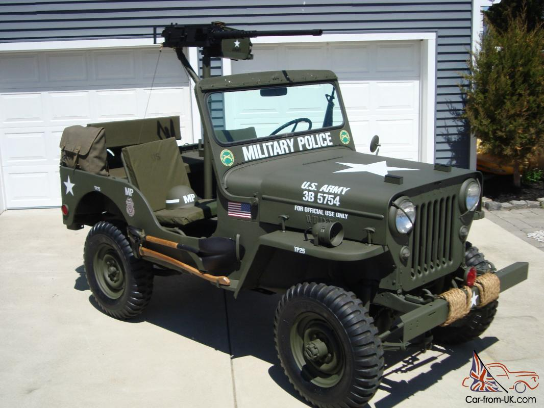 Willys CJ-3B 1960 #6