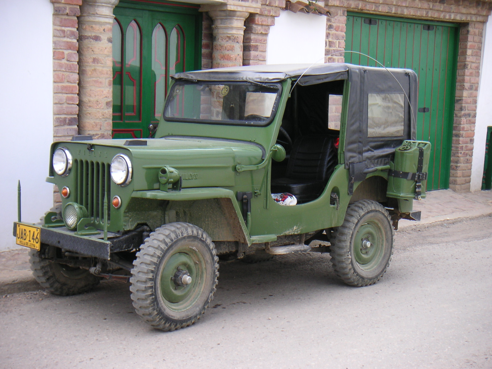 Willys CJ-3B 1960 #11