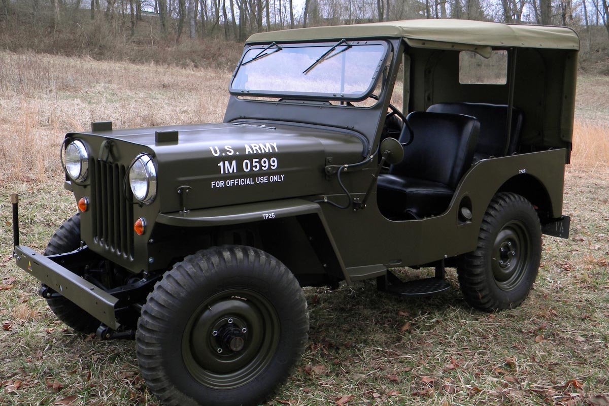 Willys CJ-3B #4
