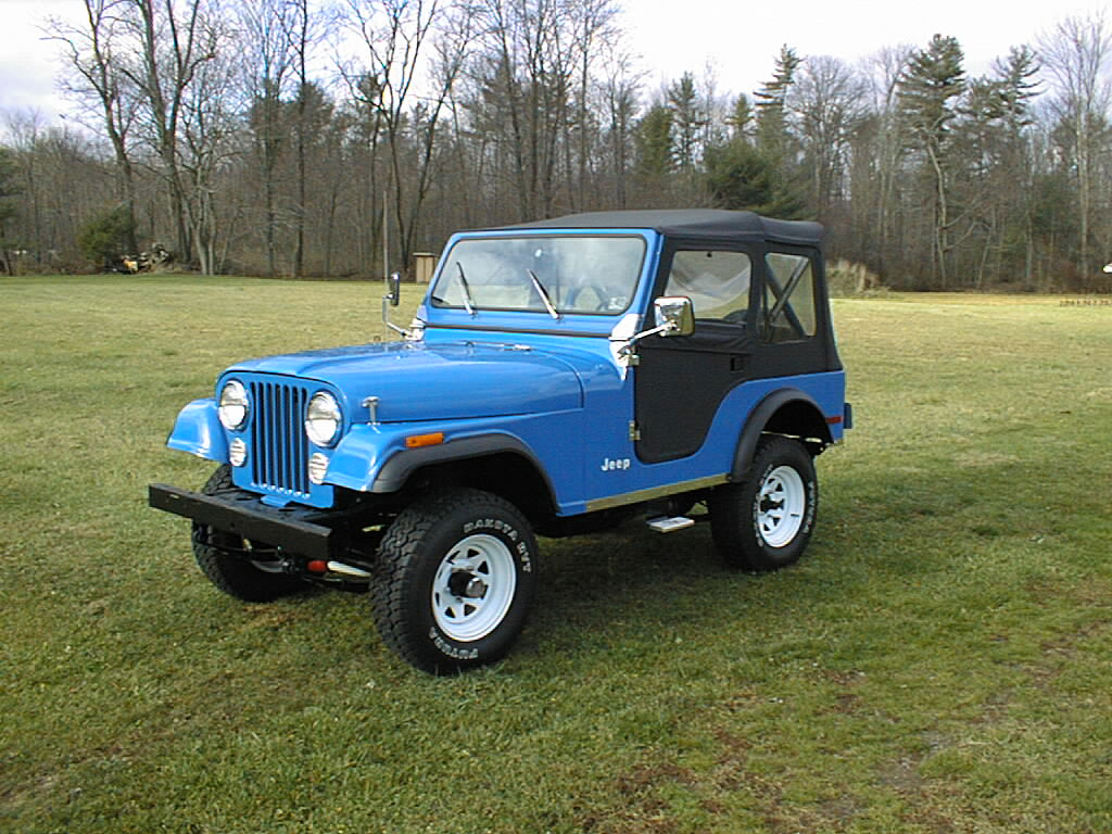 Willys CJ-5 #1