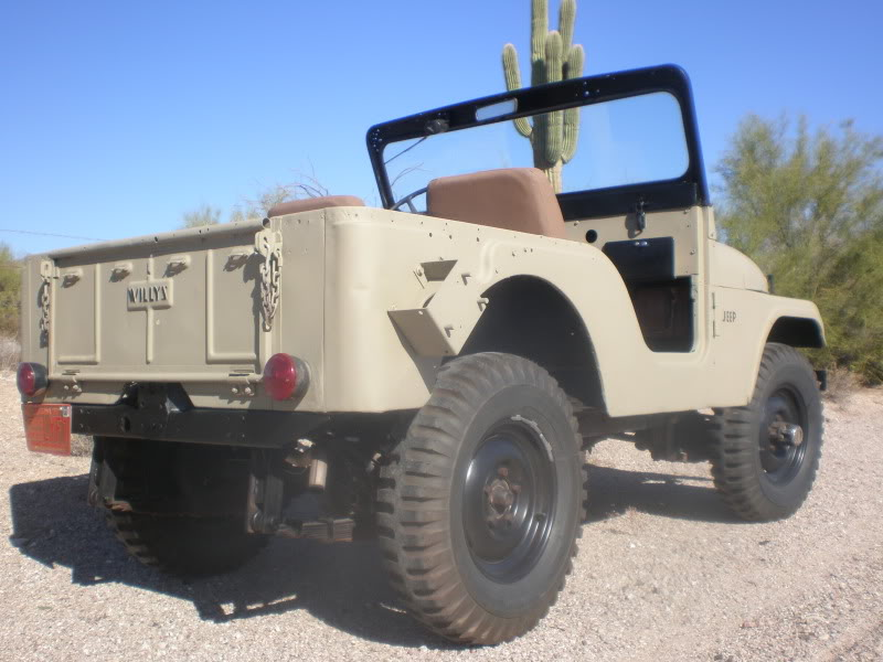 Willys CJ-5 #12