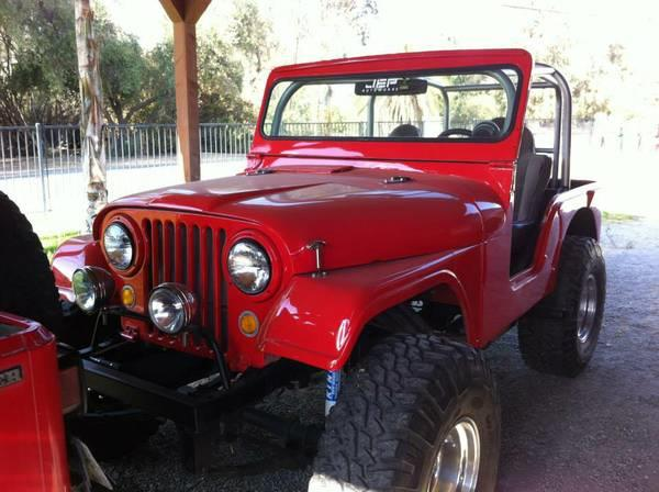 Willys CJ-5 1962 #12
