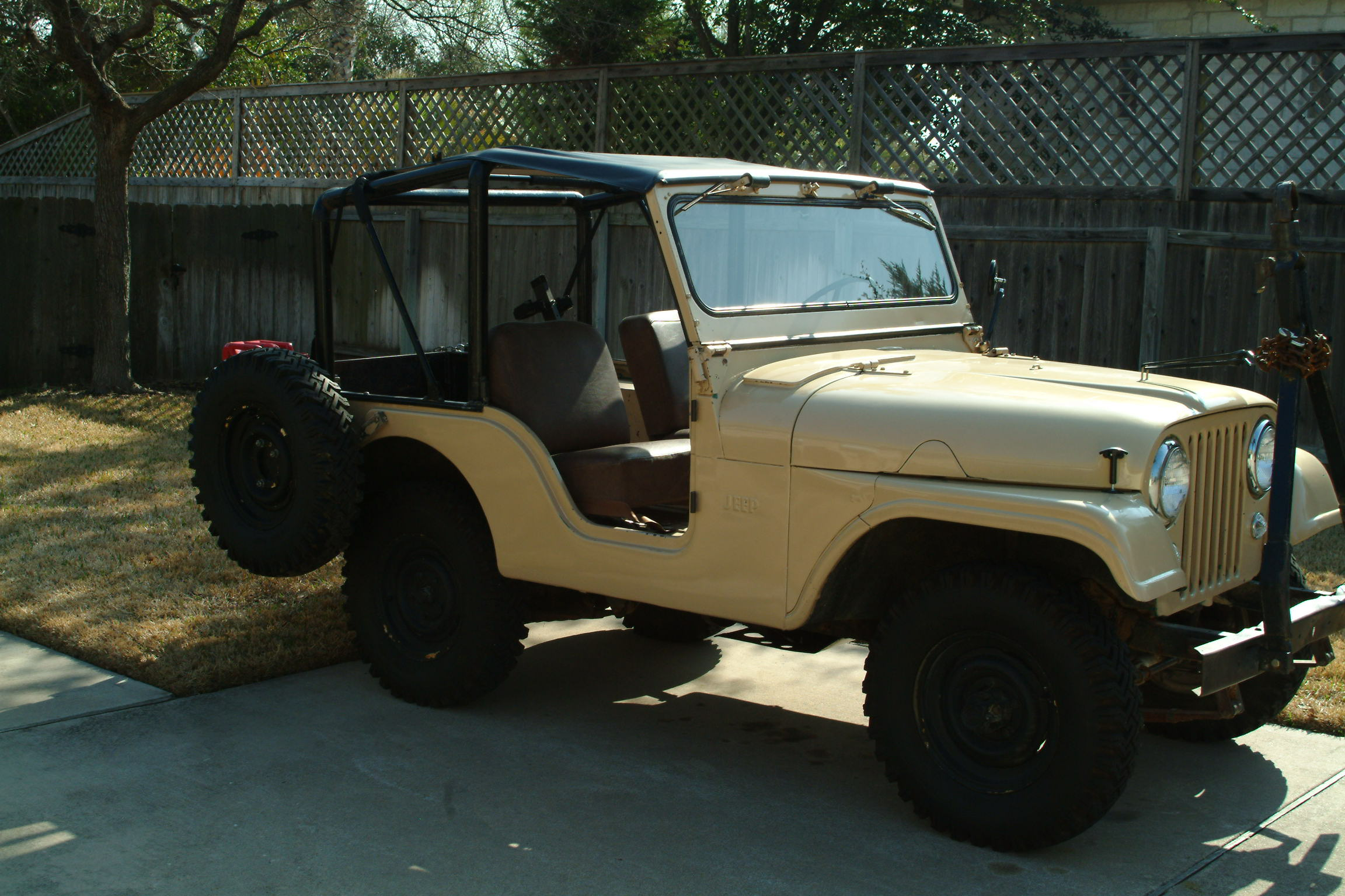Willys CJ-5 1962 #7