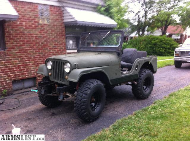Willys CJ-5 #9