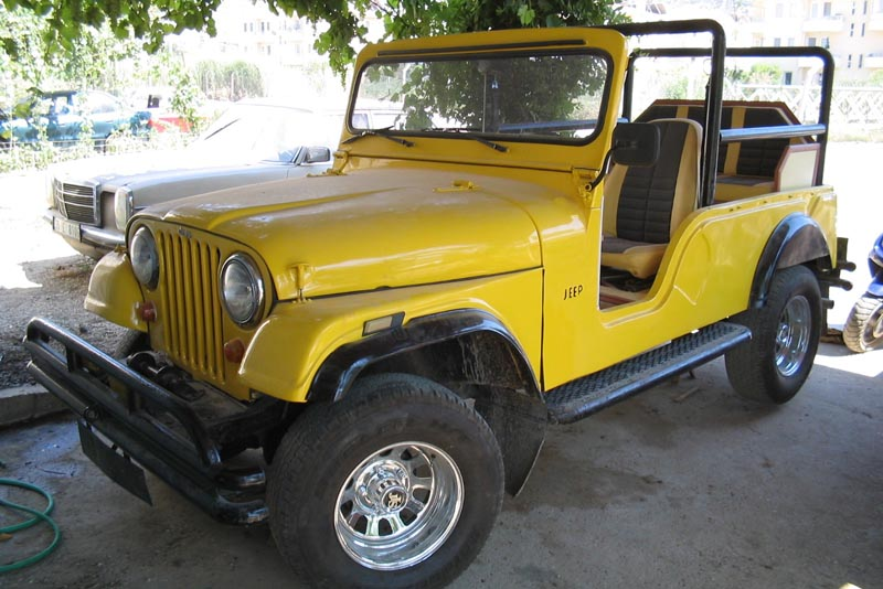 Willys CJ-6 1962 #5