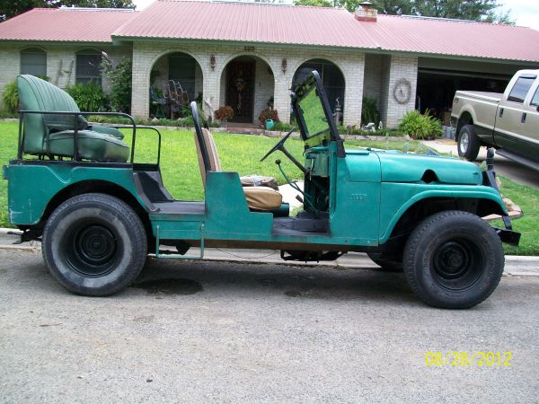 Willys CJ-6 1962 #7
