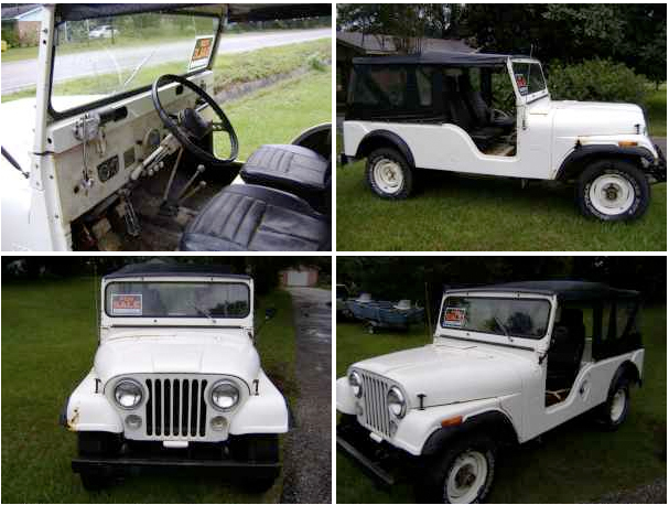 Willys CJ-6 1962 #8