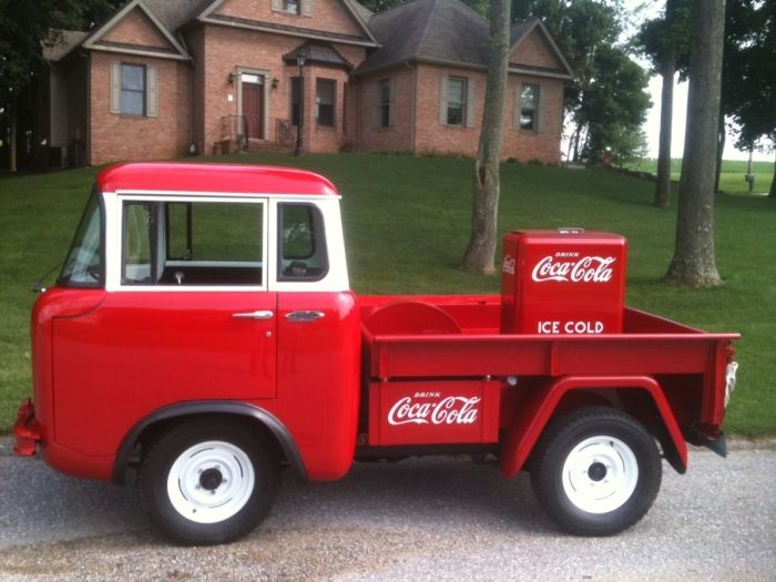 Willys Delivery 1957 #2