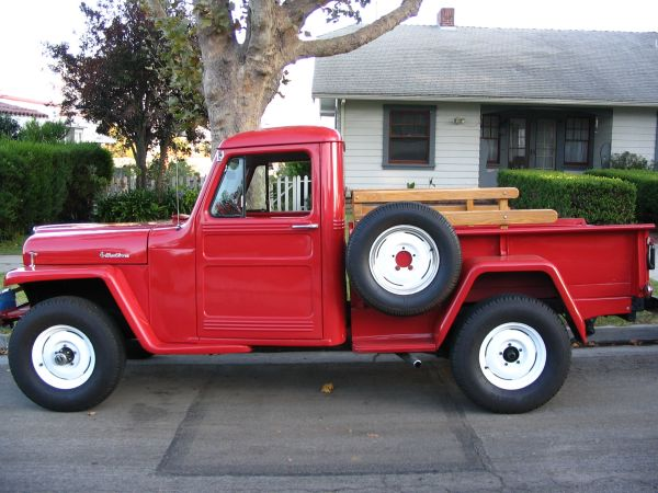 Willys Delivery 1960 #16