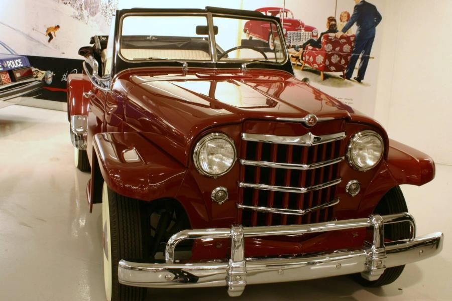 Willys Jeepster 1950 #10