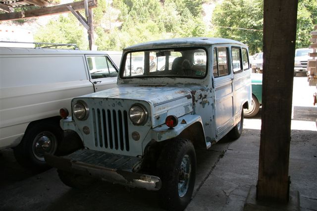 Willys Panel 1950 #12