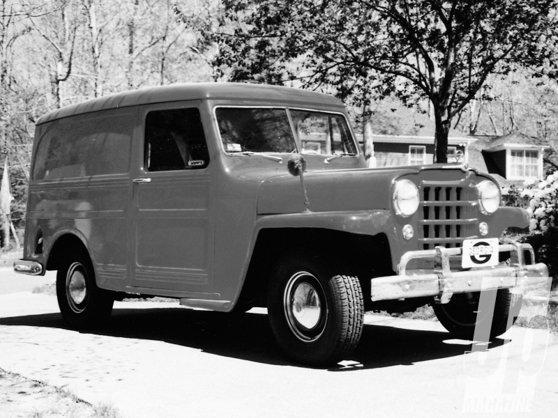 Willys Panel 1950 #9