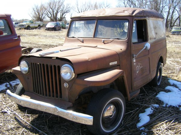 Willys Panel #8