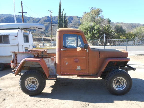 1947 Willys Pickup - Information and photos - MOMENTcar
