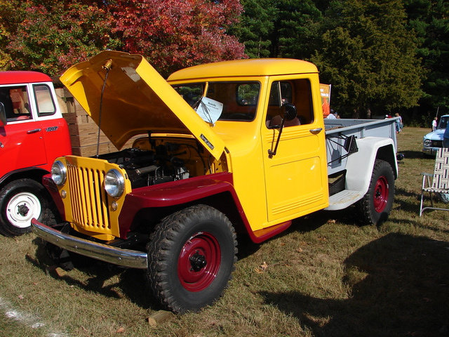 Willys Pickup 1948 #6