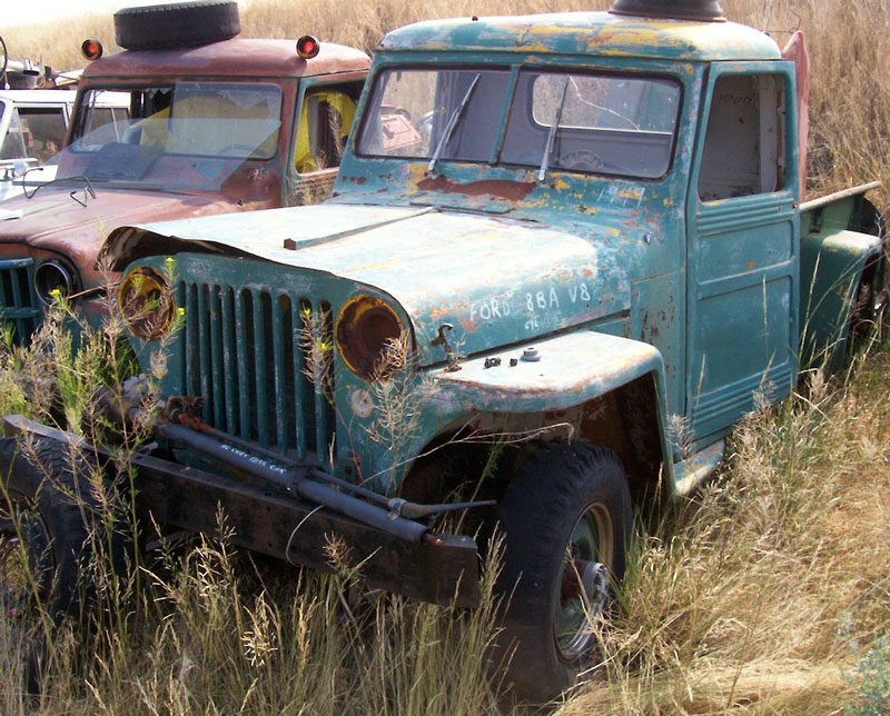 Willys Pickup 171px Image 9