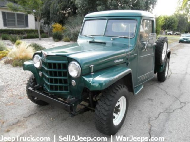 Mazda West Chester >> 1953 Willys Pickup - Information and photos - MOMENTcar