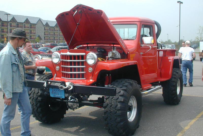 WILLYS PICKUP - 77px Image #3