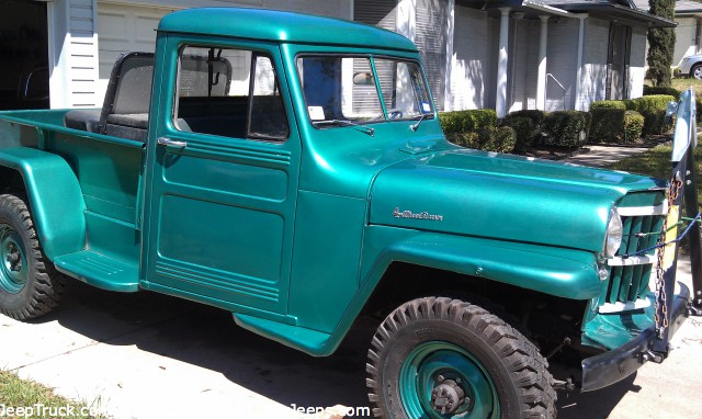 Willys Pickup 1959 #10