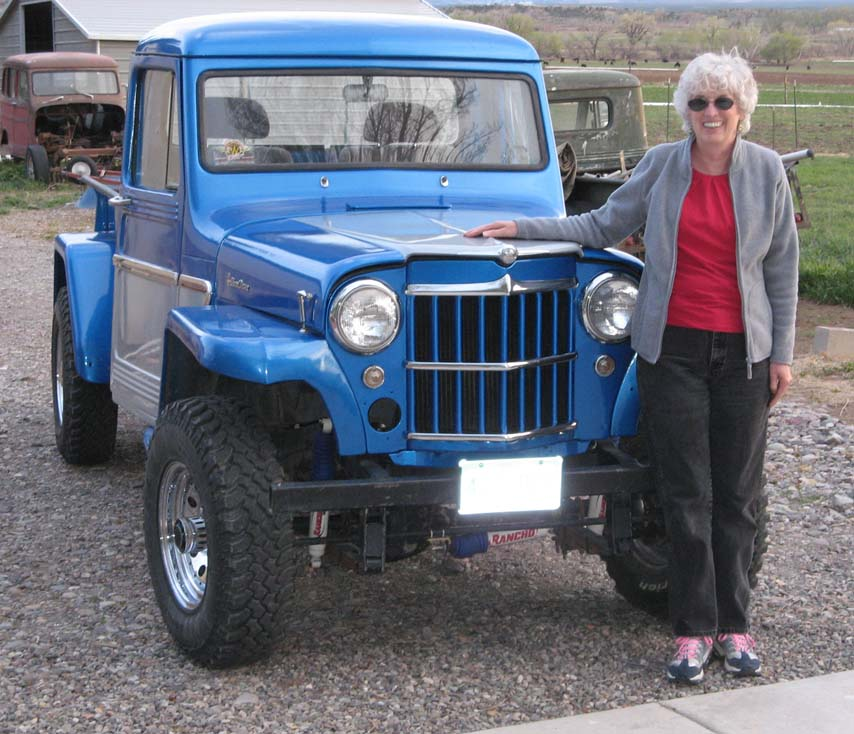 Jeep Truck >> WILLYS PICKUP - 127px Image #5
