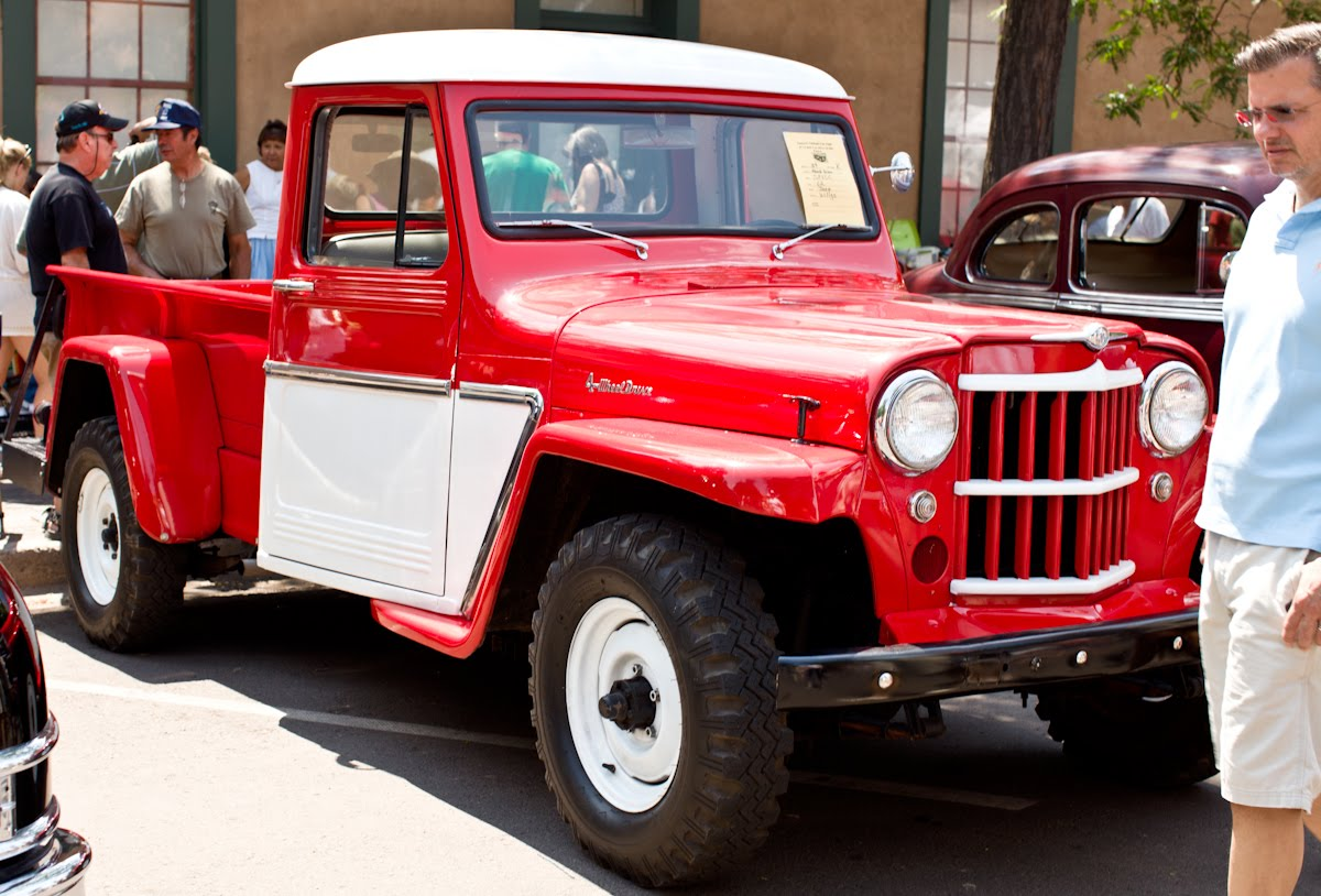 Willys Pickup 1962 #2