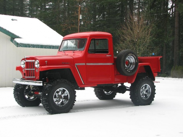 Willys Pickup #2
