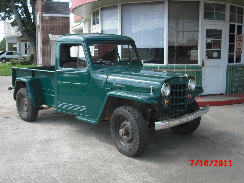 Willys Pickup #7