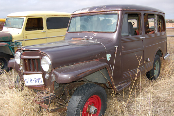Willys Traveller #4