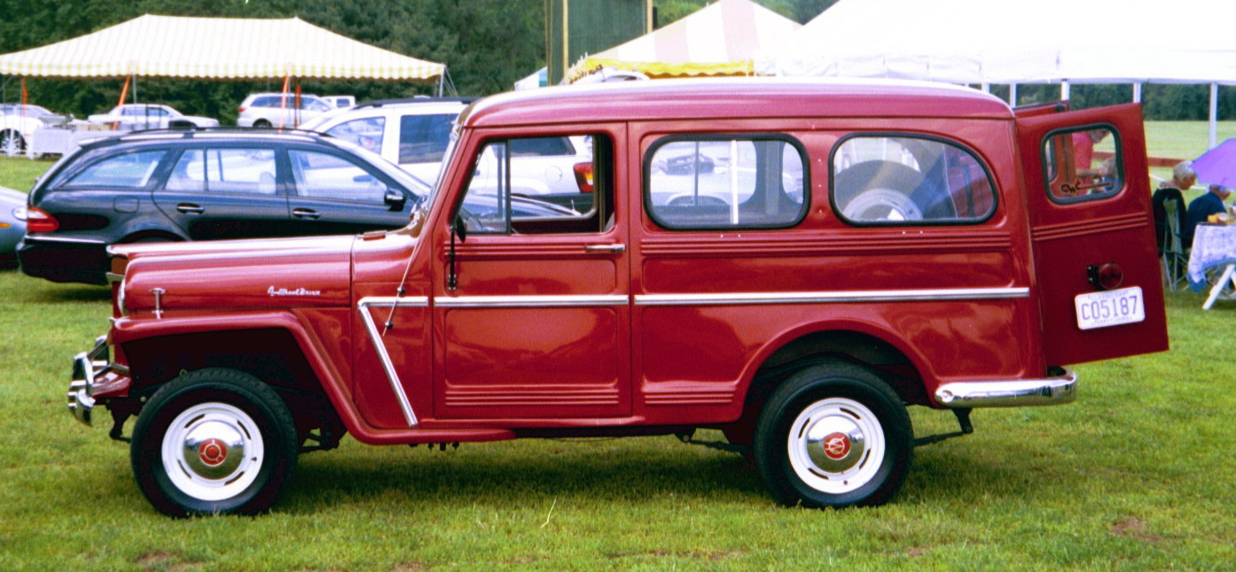 Willys Traveller #8